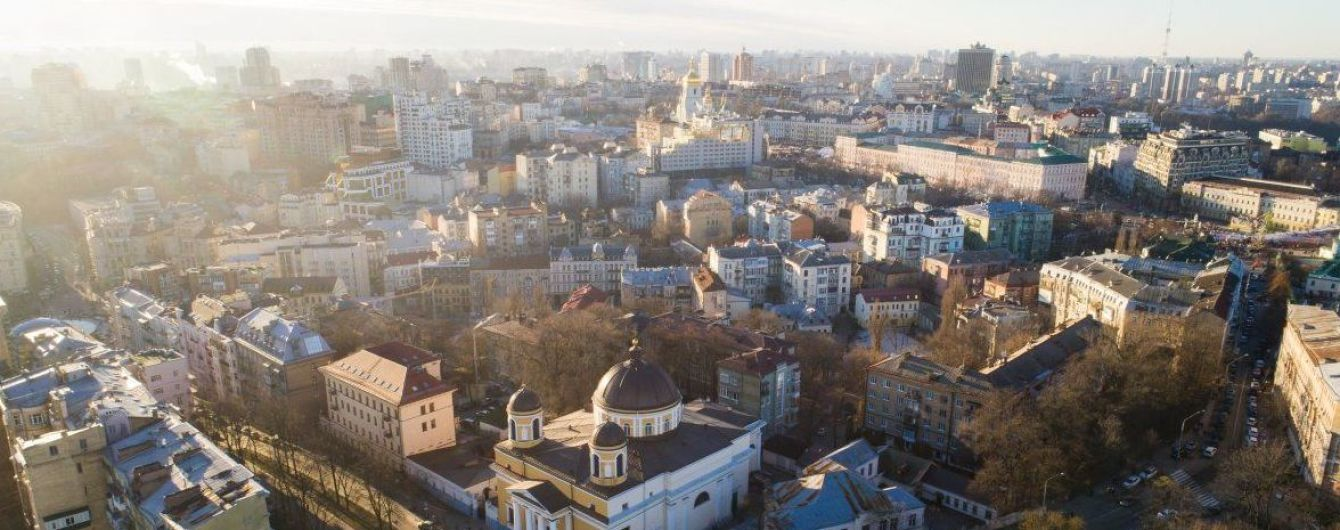 Март посреди зимы: киевская погода побила более чем столетний температурный рекорд