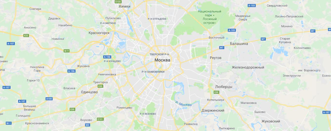 З Арбату - до Атлантичного океану: у Москві почалися шалені збої у системі GPS