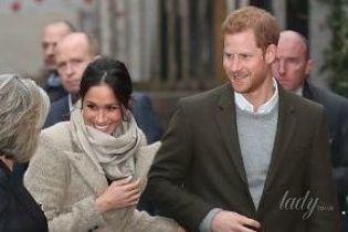 Счастливые и элегантные: новый выход принца Гарри и Меган Маркл
