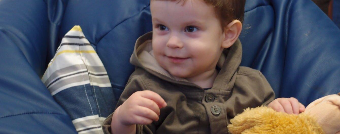 Сашку необхідна трансплантація кісткового мозку від нерідного донора