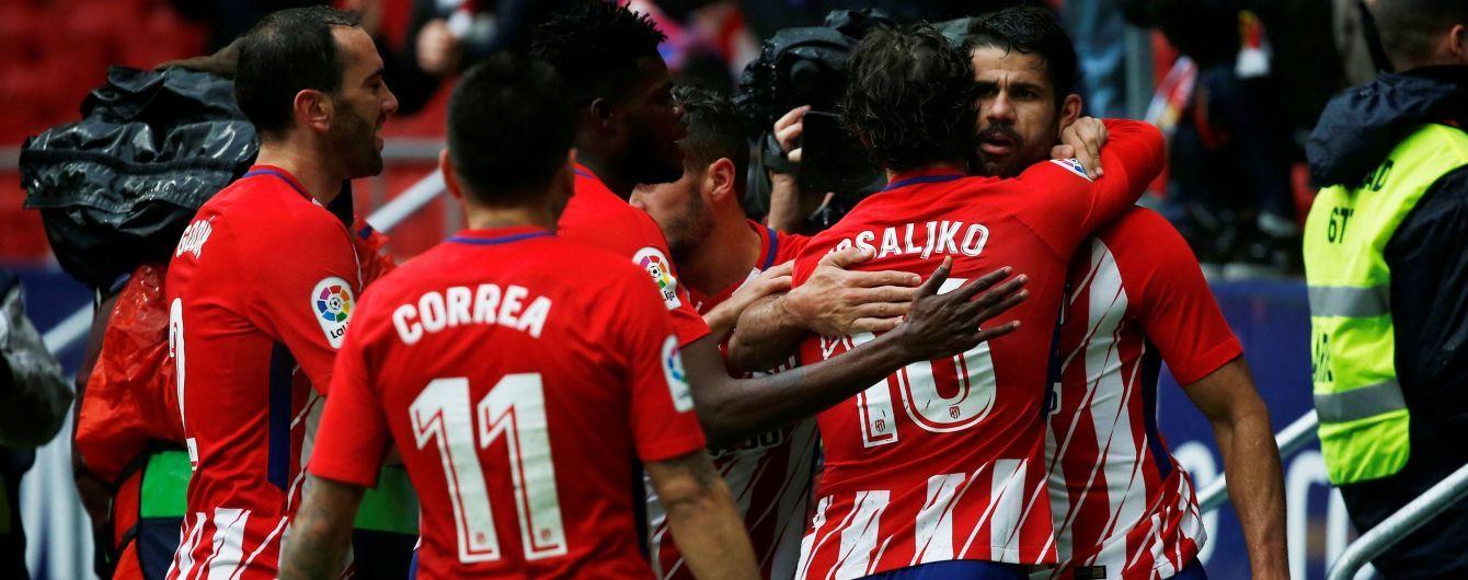 """""""Атлетіко"""" та """"Валенсія"""" з розгромними перемогами вийшли до чвертьфіналу Кубка Іспанії"""