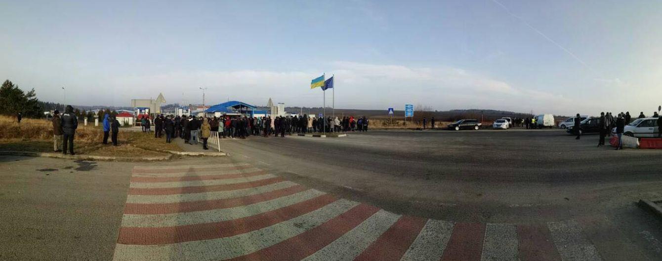 Таможенники рассказали о эффекте от новаций, против которых активисты перекрывают движение в Польшу