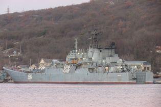 Російський десантний корабель протаранили дорогою до Сирії