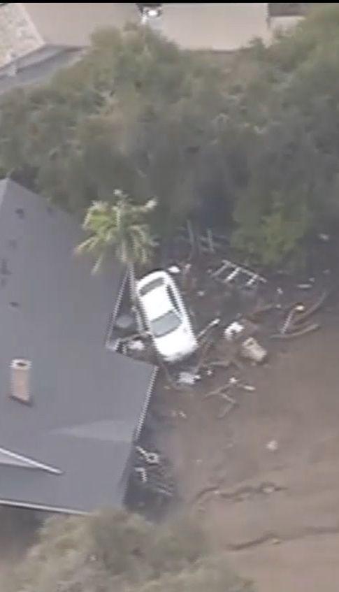 Стихийное бедствие в Калифорнии унесло жизни более десяти человек