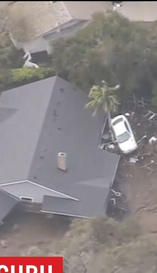 Стихійне лихо в Каліфорнії забрало життя більше десятка людей
