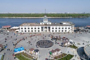 """Климкин призвал """"не закапывать историю"""", назвав Почтовую площадь вероятным местом крещения Руси"""
