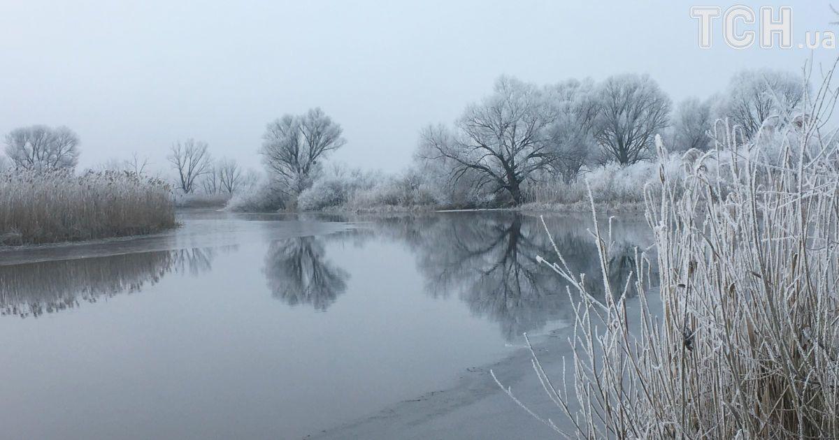 По всей Украине сохранятся морозы, в небе - прояснения. Погода на 9 января