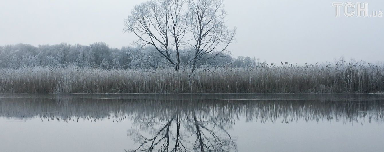 Невеликі морози, але без опадів: прогноз погоди на 6 січня