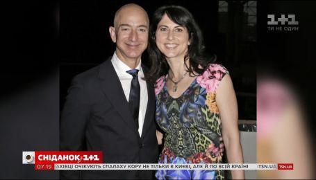 Найбагатшим чоловіком в історії людства став засновник Amazon