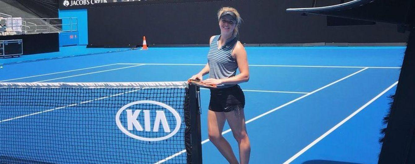 Стали известны соперники украинцев в первом раунде Australian Open