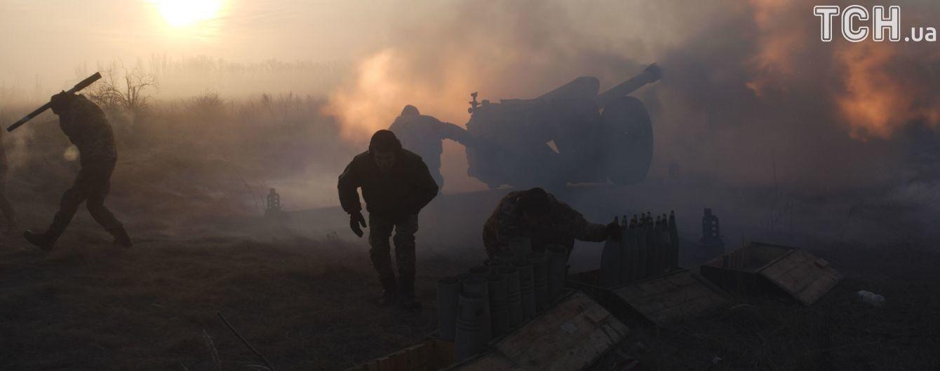 """Боевики 489 раз обстреляли позиции ВСУ с начала """"школьного перемирия"""""""