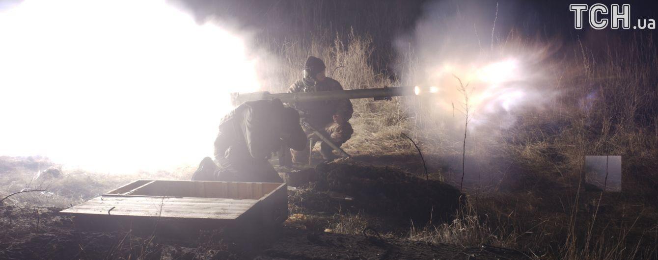 Погибший украинский военный и четверо раненых. Сутки в зоне АТО