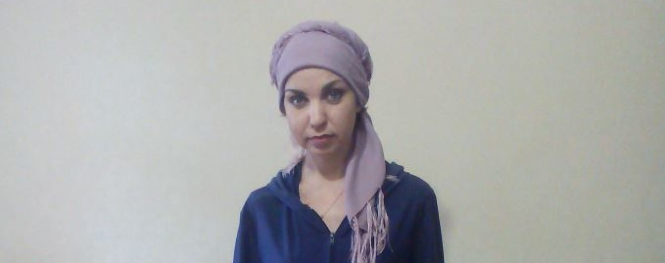 Ірина втратила свій дім на Донбасі, а тепер бореться за своє життя