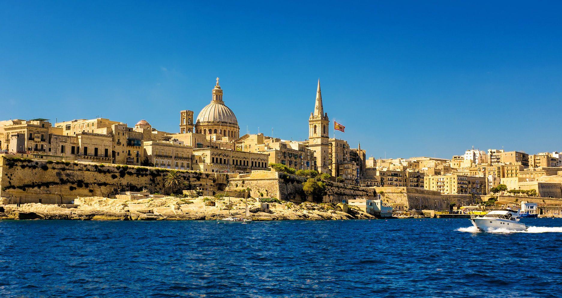 Місто Валетта, Мальта