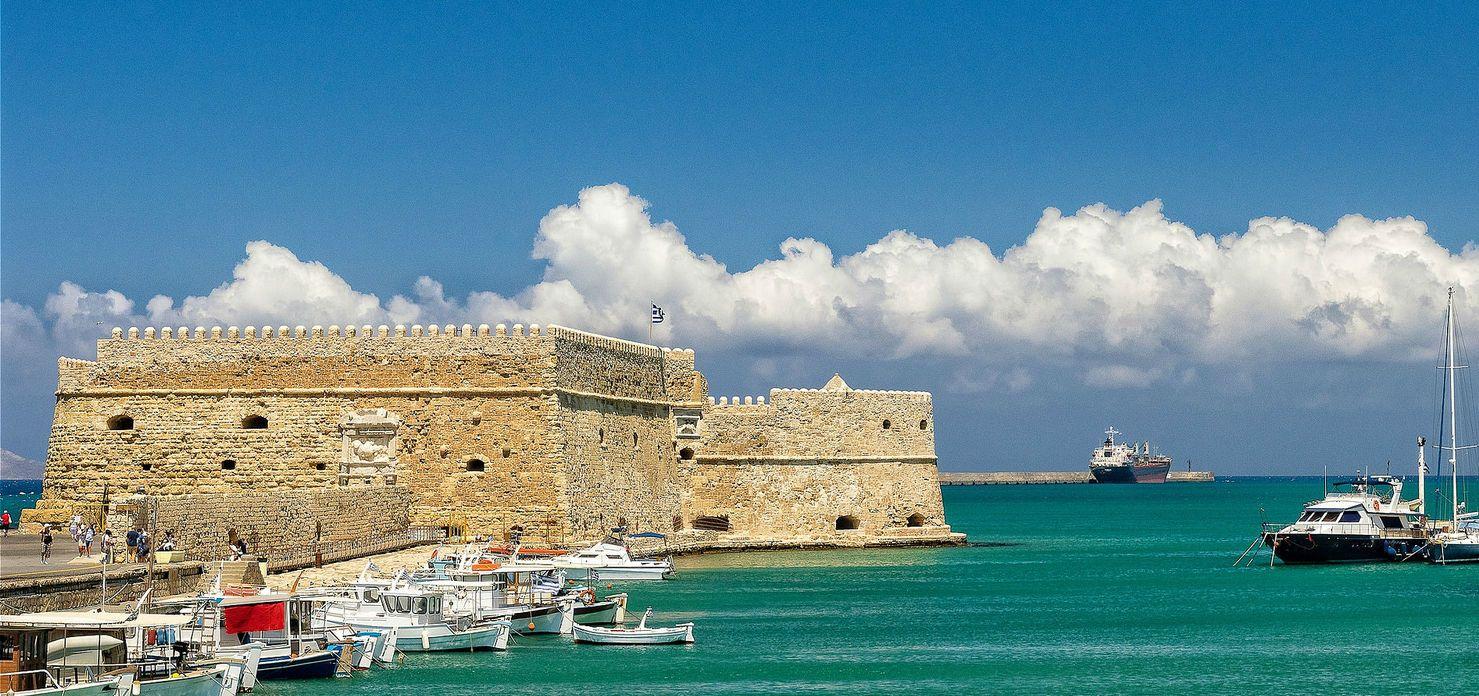 Острів Крит, Греція