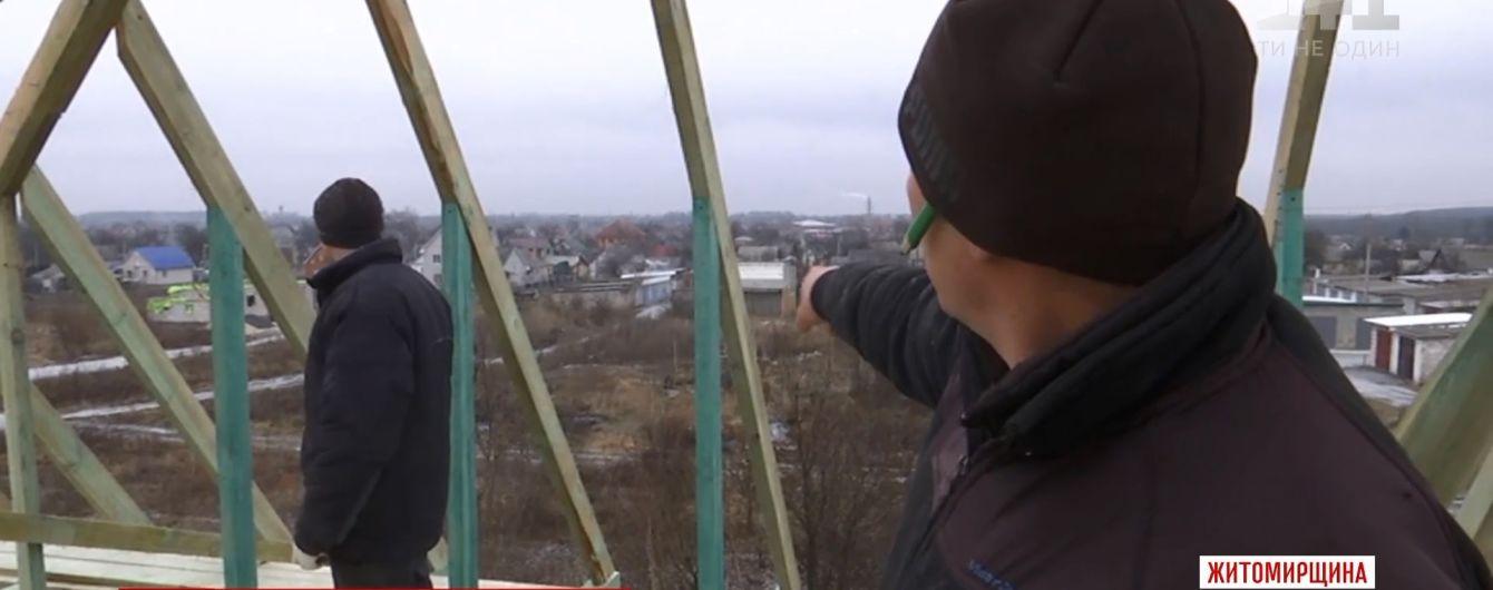 На Житомирщині будівельники врятували 9-річну дівчинку від педофіла