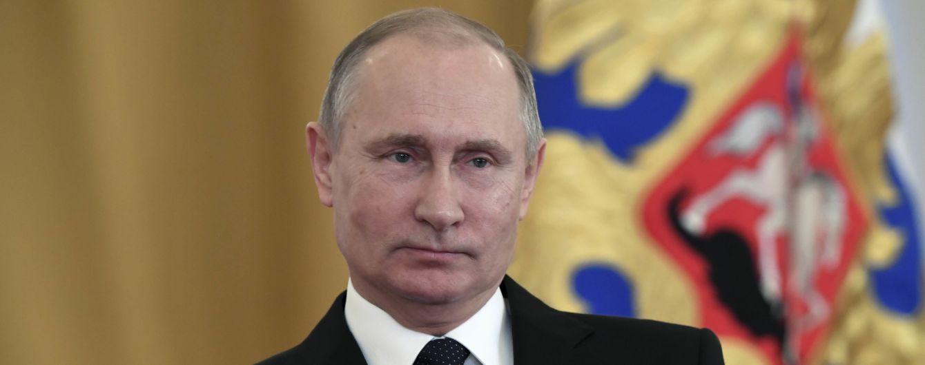 Черговий конфуз Кремля: у відео про новітню надзвукову ракету Путіна показали кадри з фільму 2007 року