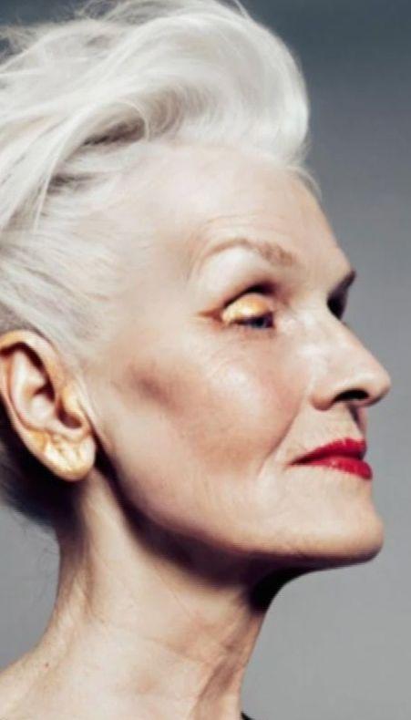Звездная история первой самой пожилой модели Украины Галины Герасимовой