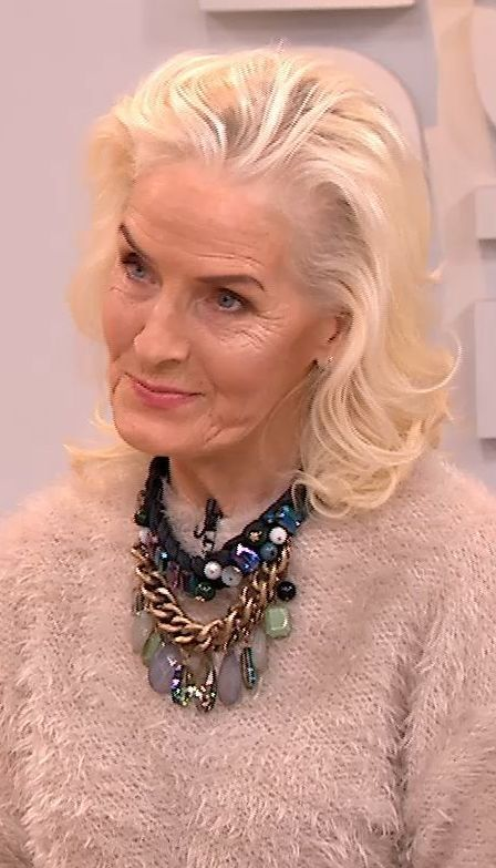 Секрети краси від найстаршої моделі України Галини Герасимової