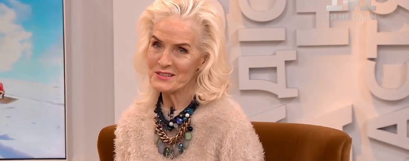 Самая старшая модель Украины: потрясающая история 70-летней женщины