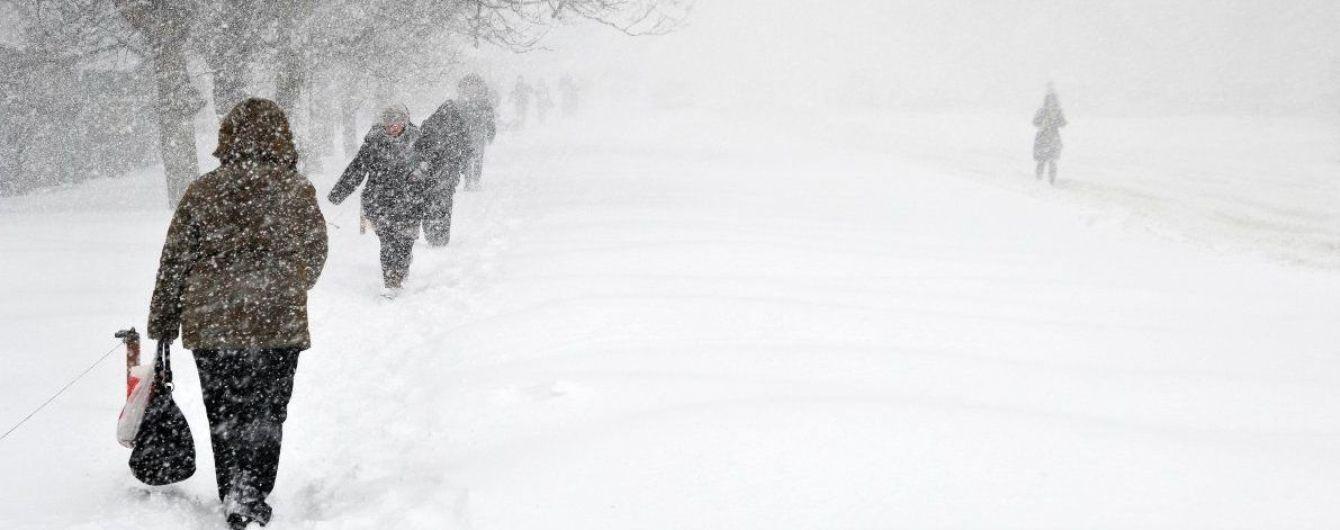 Пятница будет со снегами и даже метелями в отдельных регионах. Прогноз погоды на 23 февраля