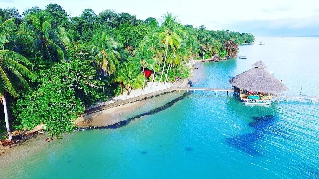 Острів, Карибське море_4