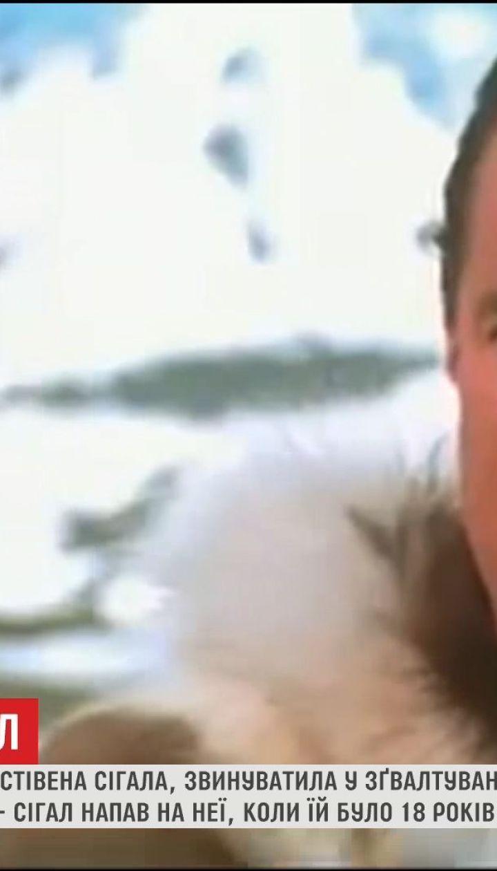 Актора Стівена Сігала звинуватили в зґвалтуванні