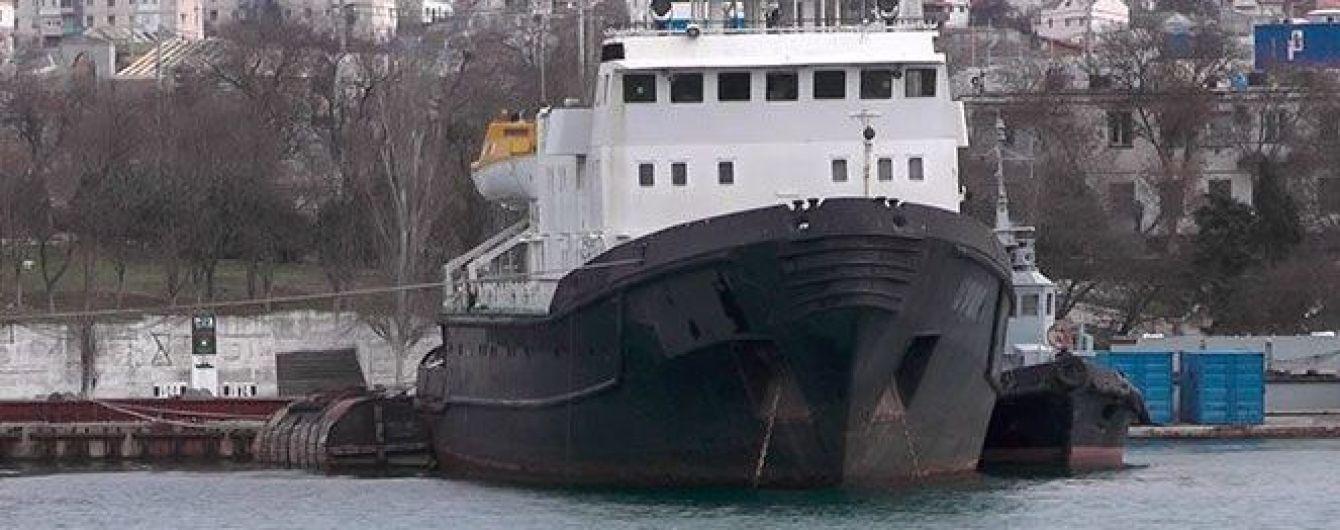 РосСМИ показали, какие корабли Путин решил вернуть Украине