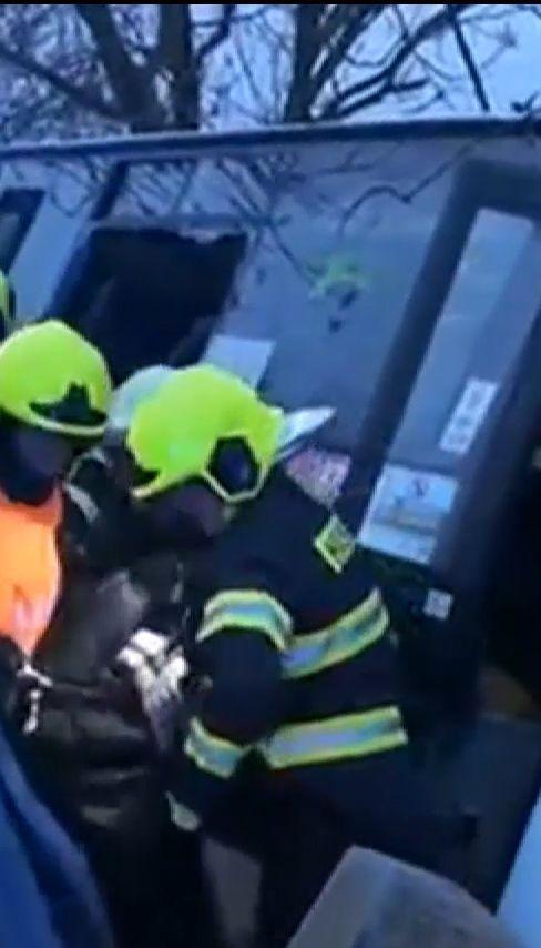 Три человека погибли в Чехии в результате столкновения легковушки с пассажирским автобусом