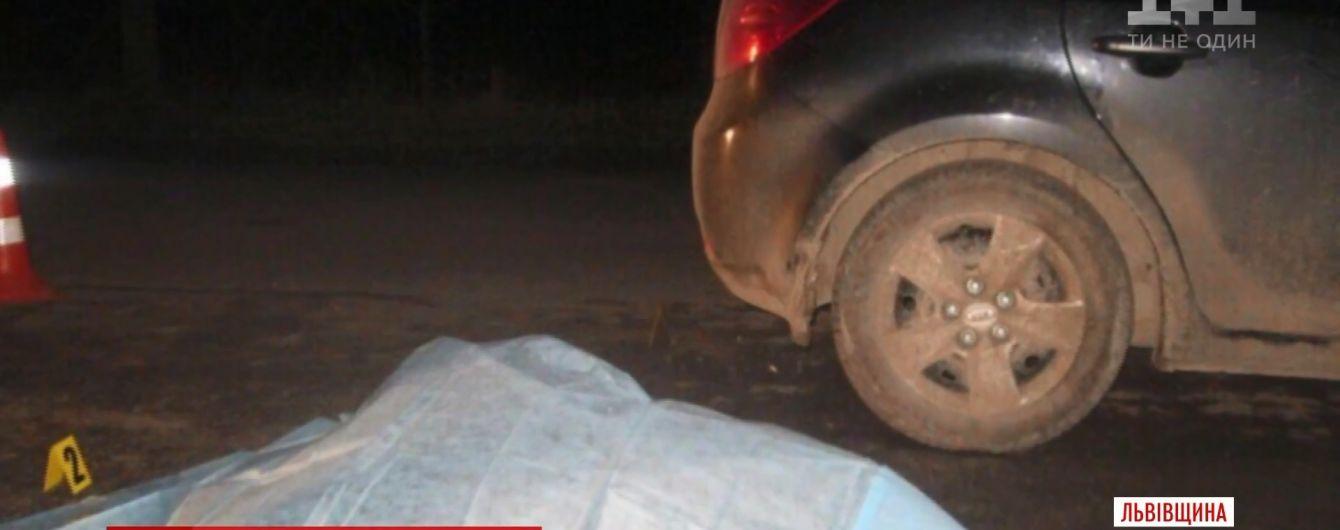 Пьяный водитель на Львовщине совершил двойной наезд на пешеходов, когда ехал с места первого ДТП