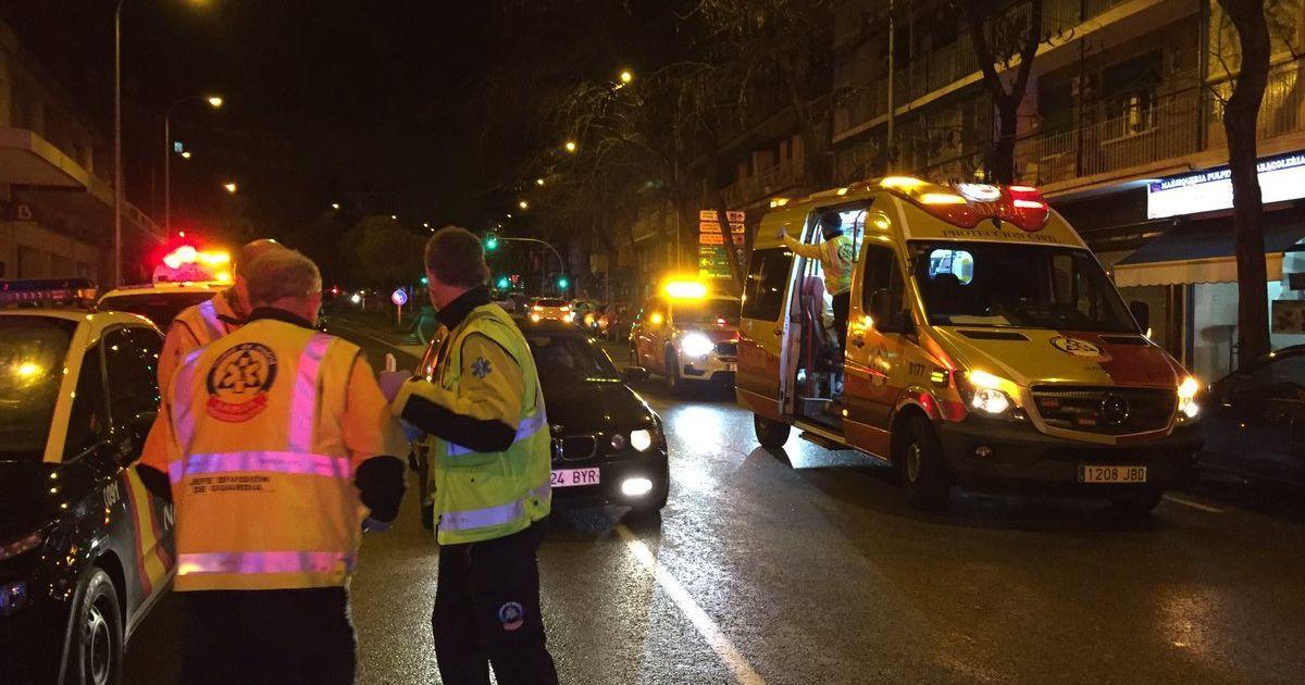 @ Служба Мадрида по чрезвычайным ситуациям