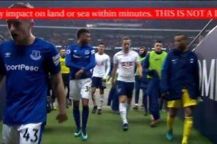 Пока гавайцы смотрели матч чемпионата Англии, в эфире объявили о ракетной тревоге