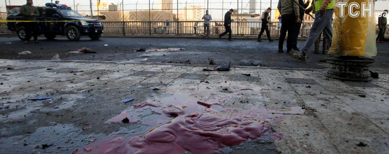 У Багдаді сталася серія вибухів, є загиблі