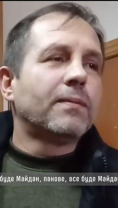 Крымчанина Владимира Балуха оккупационный суд приговорил к трем с половиной годам тюрьмы