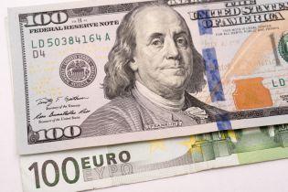 Долар залишиться стабільним, а євро здешевшає. Курси валют НБУ на четвер