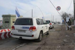 СММ ОБСЄ відзвітувала про помічені в ОРДЛО танки та артилерію