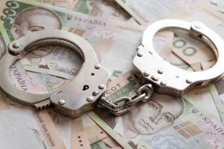 В Киеве задержали чиновника Подольской РГА на получении крупной взятки