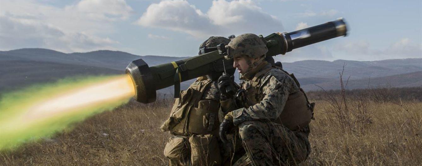 """Порошенко розповів, як """"Джавеліни"""" вплинули на російських танкістів на Донбасі"""