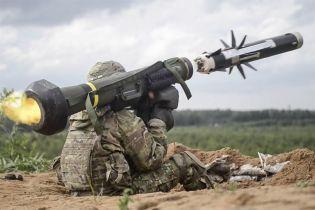 Украина закупит у США новую партию противотанковых комплексов Javelin