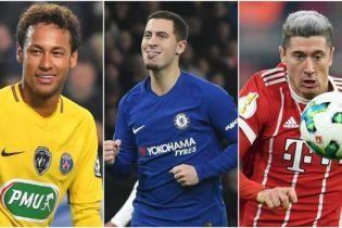 """""""Реал"""" планирует подписать звездное трио, полностью изменив атакующее звено"""