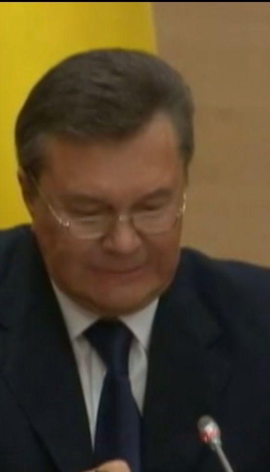 Співробітник УДО у суді розповів подробиці втечі Віктора Януковича