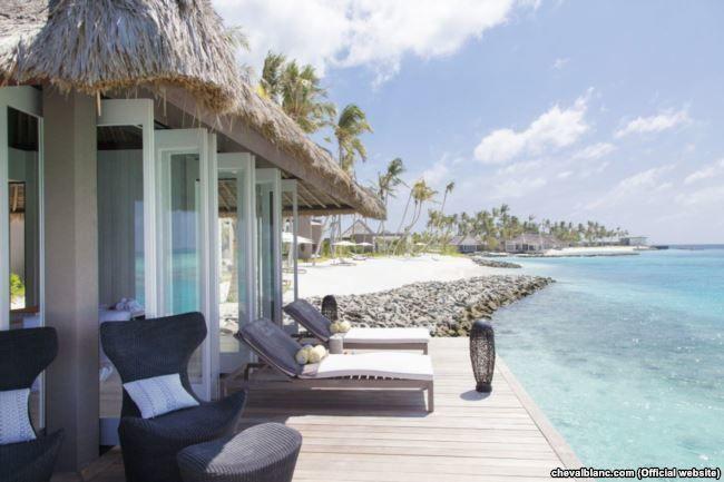 Острів на Мальдівах, де відпочивав Порошенко_2