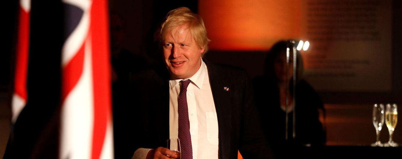 Высылка британских дипломатов из РФ бессмысленна и навредит лишь россиянам - Борис Джонсон