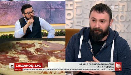 Ветеран АТО Леонід Остальцев розповів про особливості ведення бізнесу в Україні
