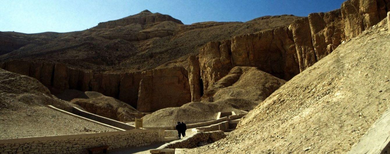 В Египте найдена гробница, которая может принадлежать загадочной жене фараона Тутанхамона
