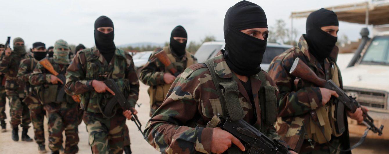"""У Сирії під час авіаудару коаліції на чолі США було знищено сотню бійців ПВК """"Вагнера"""""""