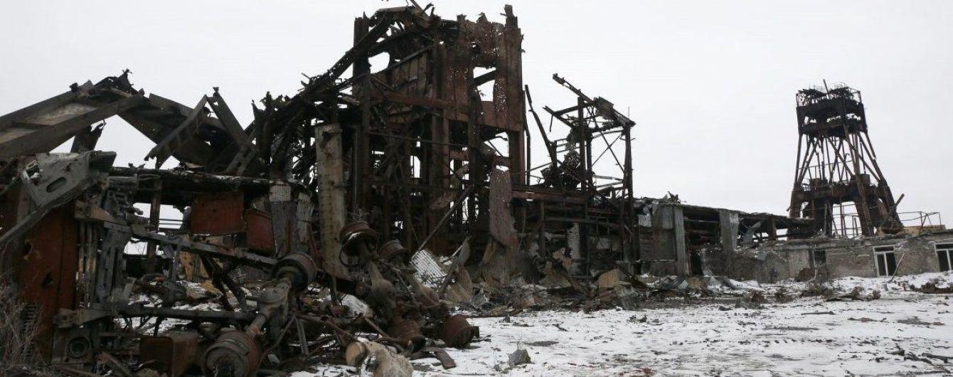 На Донеччині в шахті стався спалах метану - обгоріли восьмеро гірників