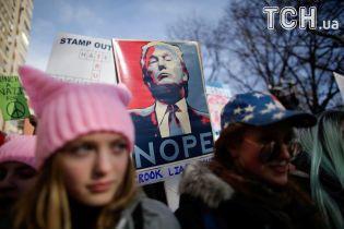 Акторки-бунтарки: знамениті жінки вийшли на марш проти політики Дональда Тампа
