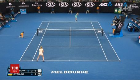 Украинка Элина Свитолина вышла в четвертьфинал Открытого чемпионата Австралии по теннису
