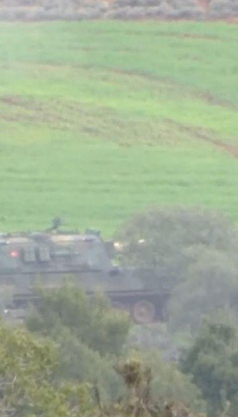 Новый фронт открыт в Сирии. Турецкие войска вошли в страну